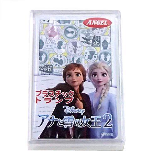 エンゼルブレインカード『プラスチックトランプ アナと雪の女王2』