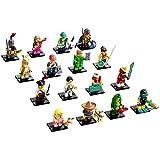 LEGO Series 20 Complete Set of 16 Minifigures 71027