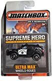 Matchbox On a Mission: Supreme Hero Collection - Highway Patrol Ford Explorer - Ultra Max
