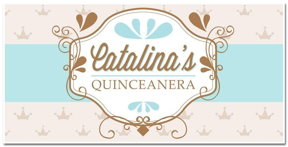 Mis Quince Quinceañera Ranking Baltimore Mall TOP12 Banner Birthday