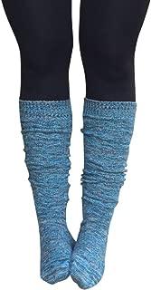 Womens Boot Socks, Knee High Multi-Color in Single & 2 Pack