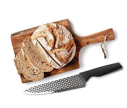 Mediashop Harry Blackstone Airblade Messer Set – scharfe und langlebige Küchenmesser – Kochmesser mit Antihaft-Klinge – Set aus 10 Messern für Jede Gelegenheit - 6