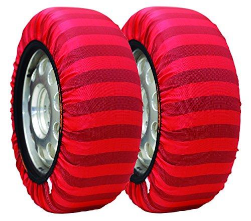 ISSE Tribologic Classic Paire de chaussettes à neige en tissu Taille70