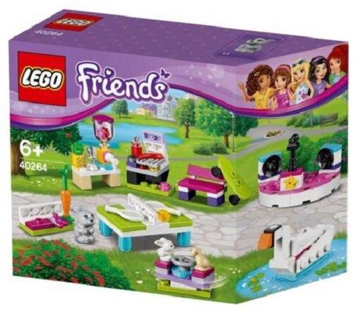 LEGO MWP: Build My Heartlake City Acc Set - Enjoy a Bundle of Extra Friends Fun!