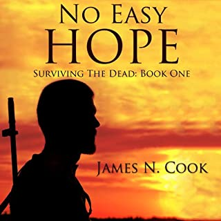 No Easy Hope audiobook cover art