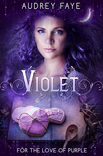 Violet (For The Love of Purple Book 3)