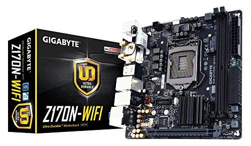 Gigabyte Z170N-WiFi–Mainboard