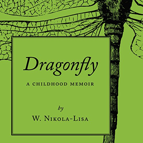 Dragonfly audiobook cover art