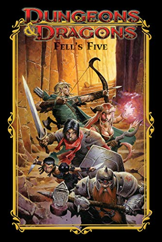 Dungeons & Dragons Fell's Five