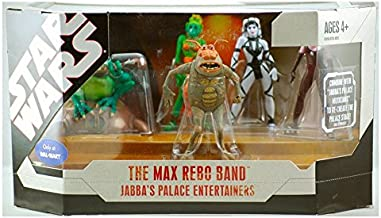 Star Wars 30th Anniversary Saga 2007 Exclusive The Max Rebo Band Jabba's Palace Entertainers