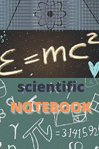scientific NOTEBOOK: Dot paper graph helps you to solve exercises and problems easy and fast 6x 9 inches 120 pages