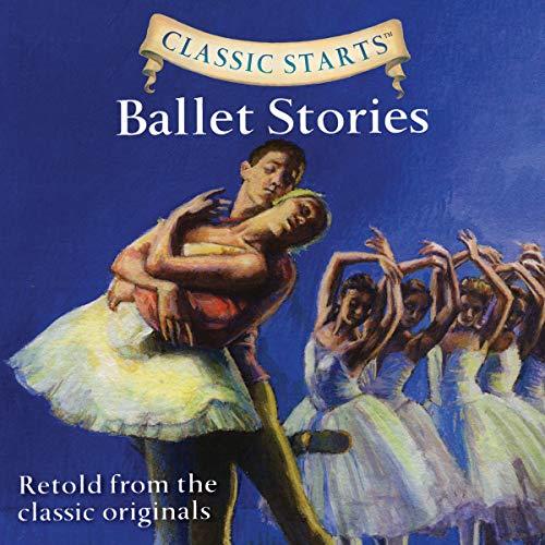 Couverture de Ballet Stories