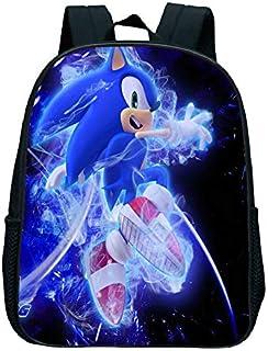 Sonic - Mochila infantil (27 x 12 x 35 cm) 3