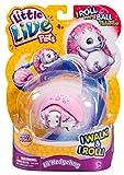Little Live Pets 28404'pétalos Erizo de Juguete, Color Rosa