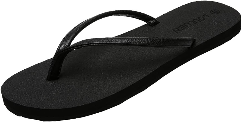 Mens shoes Men's and Women Flip-Flop for Casual Slip-Resistant Minimalist Beach Sandals Casual