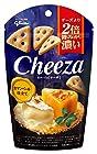【タイムセールに10%OFF】江崎グリコ 生チーズのチーザ カマンベールチーズ仕立て 40g×10個 おつまみチーズ ワインに合う スナック菓子が激安特価!
