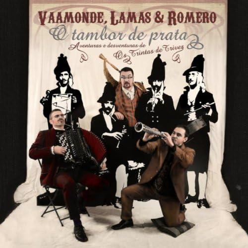 Vaamonde, Lamas e Romero