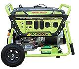 Green-Power America GPG10000CEW Pro Series Electric/Recoil Start Generator-10,000 Watts
