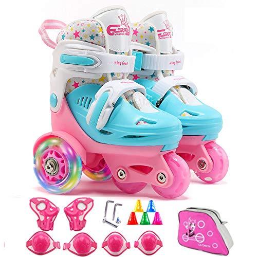 pinkskattings youth children roller shoes