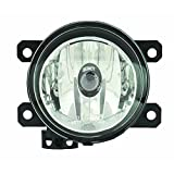 Fits Jeep Renegade 2015 2016 2017 2018 Driver or Passenger Side Foglight Assembly R=L (DOT Certified)