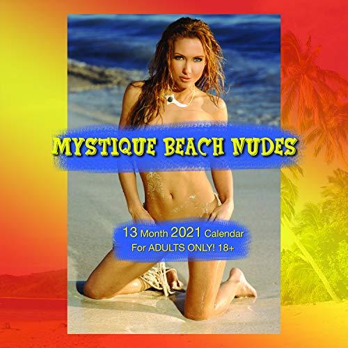Mystique Beach Nudes 2021 Wandkalender