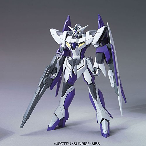 HG 機動戦士ガンダム00 1.5(アイズ)ガンダム 1/144スケール 色分け済みプラモデル