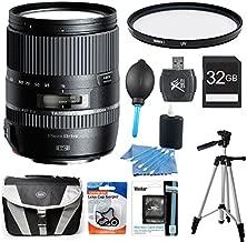 Tamron 16-300mm f/3.5-6.3 Di II VC PZD MACRO Lens for Nikon Cameras includes Bonus Xit 60