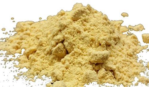 Polvo de Mostaza Amarilla - SPICESontheWEB (100g)