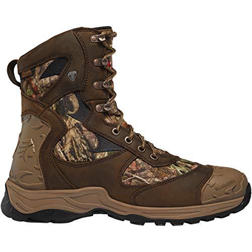 """Lacrosse 572113 Men's Atlas 8"""" 1200G Hunting Boot, Mossy Oak Break-Up Country - 11 M US"""
