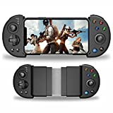 DELAM Mobile Game Controller, Bluetooth Phone Controller for Android/iOS/iPhone,...