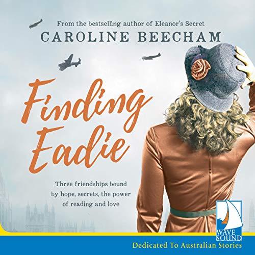 Finding Eadie cover art