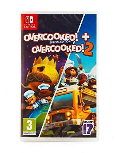 Overcooked! + Overcooked! 2 - Nintendo Switch [Importación inglesa]