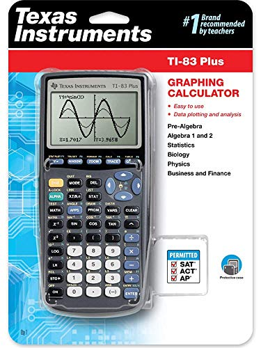 Texas Instruments TI-83 Plus Graphing Calculator (Renewed) Photo #4