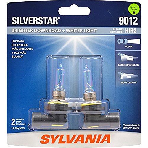 SYLVANIA - 9012 SilverStar - High Performance...
