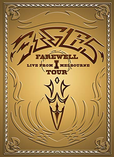 Price comparison product image The Eagles - Farewell 1 Tour - Live From Melbourne