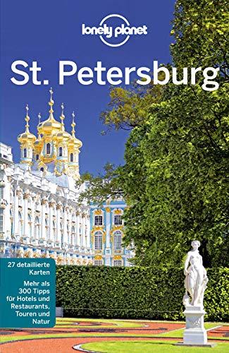 Lonely Planet Reiseführer St.  Petersburg (Lonely Planet Reiseführer E-Book)