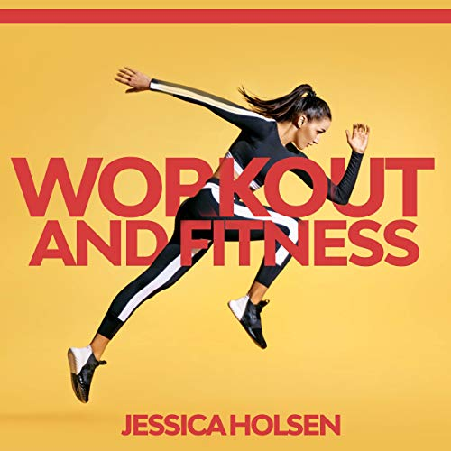 Workout and Fitness audiobook cover art