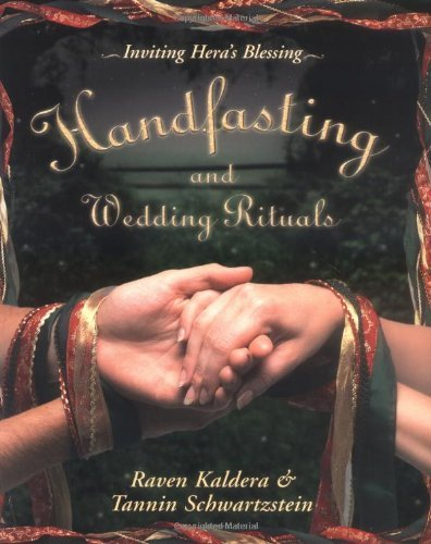 Handfasting and Wedding Rituals: Welcoming Hera's Blessing (English Edition)
