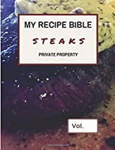 My Recipe Bible - Steaks: Private Property