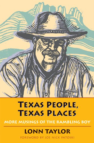 Texas People, Texas Places: More Musings of the Rambling Boy download ebooks PDF Books