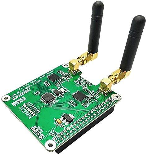 FORETTY DIANLU26 Tablero de Hotspot dúplex con Hormigas RPI MMDVM Relé de Radio Digital Rendimiento Estable