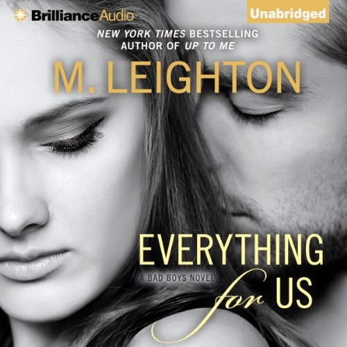 Everything for Us audiobook cover art
