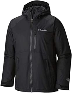 Winter Park Pass II Men's Omni-Heat Hooded Jacket