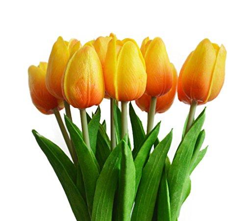Turelifes - tulipani artificiali a stelo singolo, sembrano...