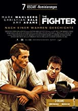 The Fighter Poster Movie German 27 x 40 Inches - 69cm x 102cm Mark Wahlberg Christian Bale Amy Adams Melissa Leo Mickey O'Keefe
