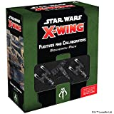 Star Wars X-Wing 2nd Edition: Fugitives and Collaborators Squadron Pack