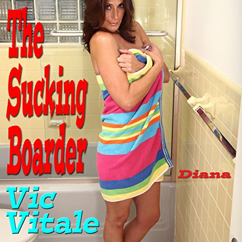 The Sucking Boarder audiobook cover art