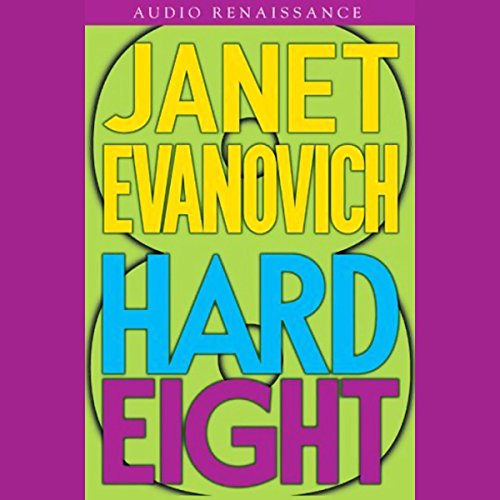 Hard Eight audiobook cover art