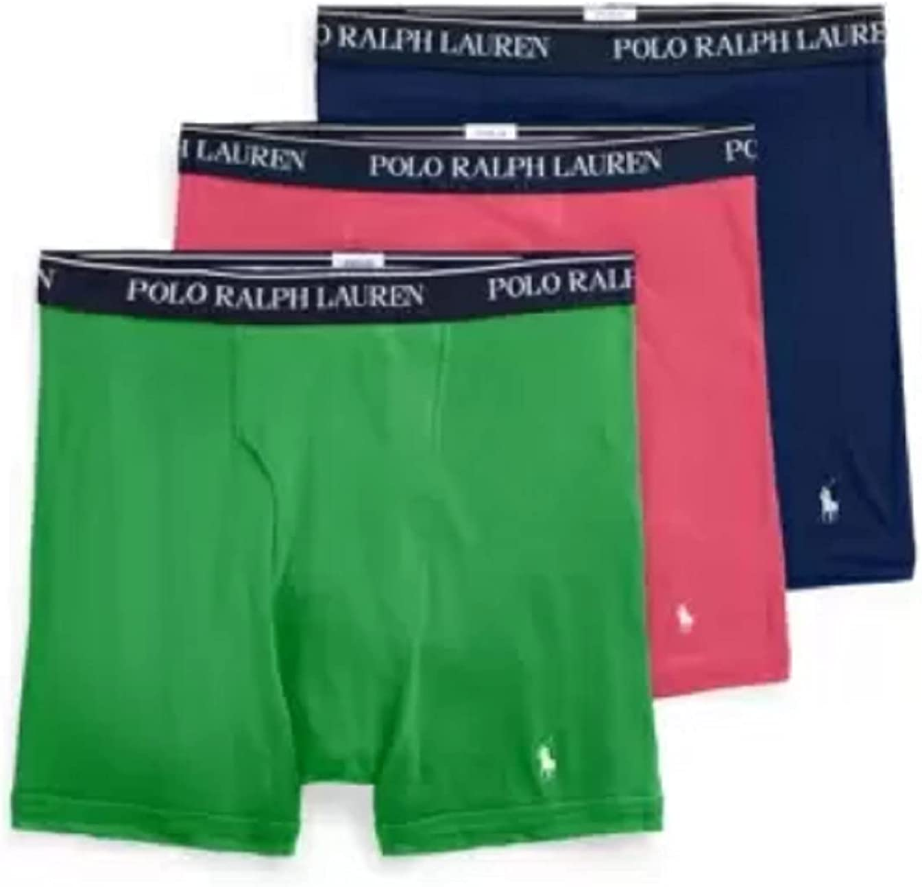 Polo Ralph Lauren Men's 3-Pack Boxer Briefs