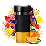 Smoothie Blender, Portable Blender with Magnetic Charging, Blender for Shakes and Smoothies with 301...